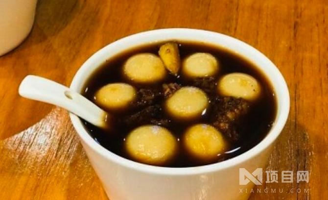 茗草阁甜品