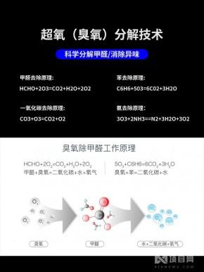 智能超氧便携式消毒器