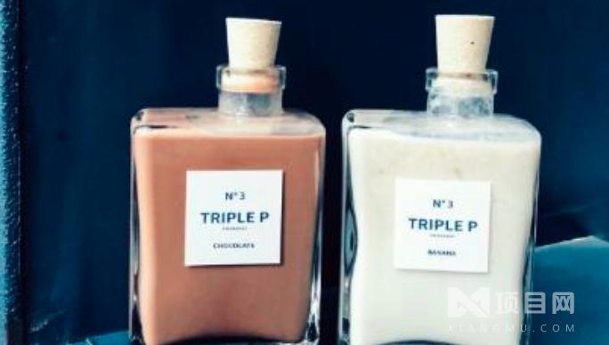 triplep奶茶