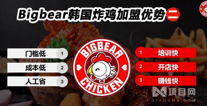 bigbear韩国炸鸡
