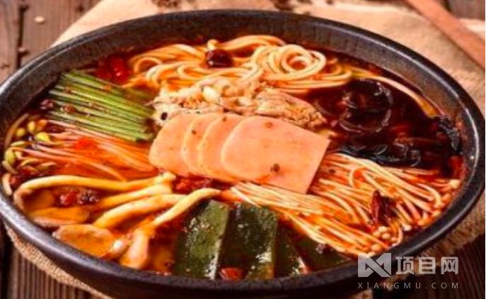 蘇佧的小迷辣砂鍋米線