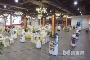 加盟机器人餐厅的条件和流程