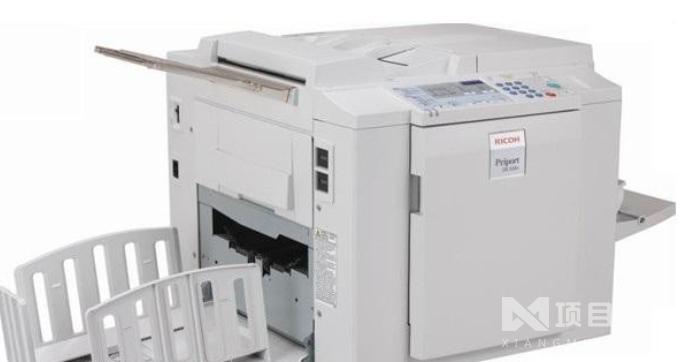 理想速印机