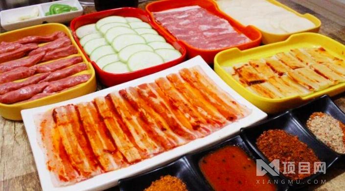 金鼎宴韩式自助烤肉