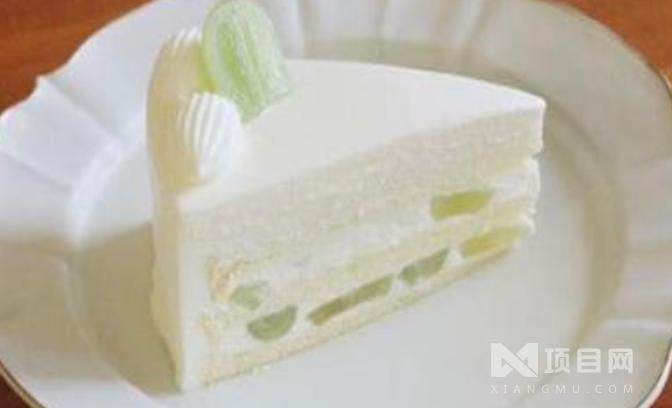 幸福朝食部蛋糕