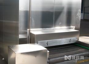 食品速凍設備 水果保鮮速凍過程及原理
