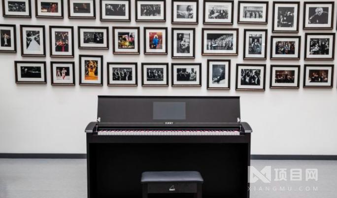 库客智能钢琴
