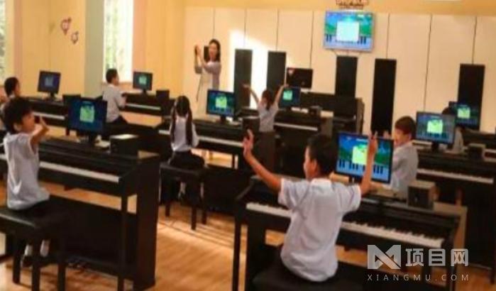 TheONE智能钢琴教室