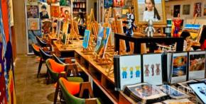 可可美术书法培训加盟后有那些帮扶持?可可美术文化怎么样?