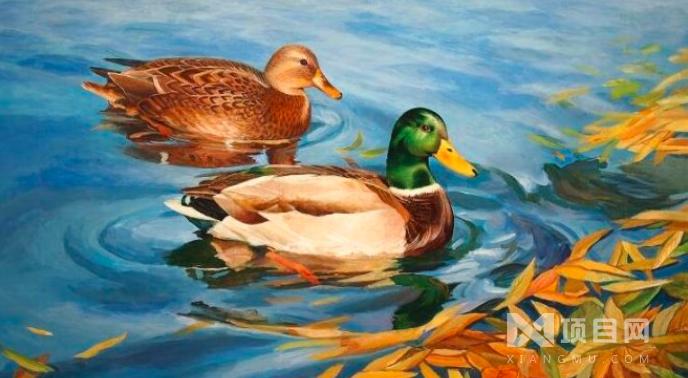 美术鸭少儿美术