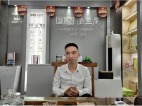 『法兰尼净水人物.专访』:加入法兰尼6年,如何在当地打造一线品牌