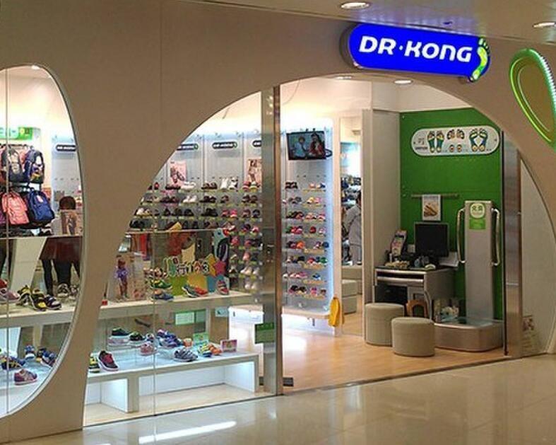 Dr.Kong江博士健康鞋专门店