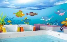 游来游去婴儿游泳馆前期的运营工作有哪些?应该怎么做?