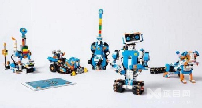 阿几米の机器人编程