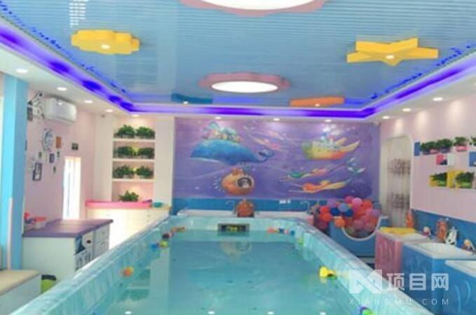 乐宝爱婴婴儿游泳馆