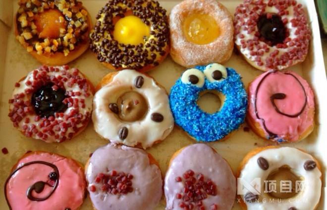 多芙甜甜圈