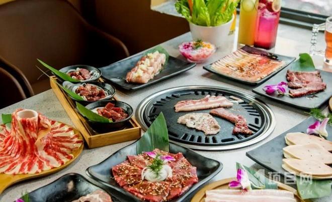 肉先生韩式烤肉