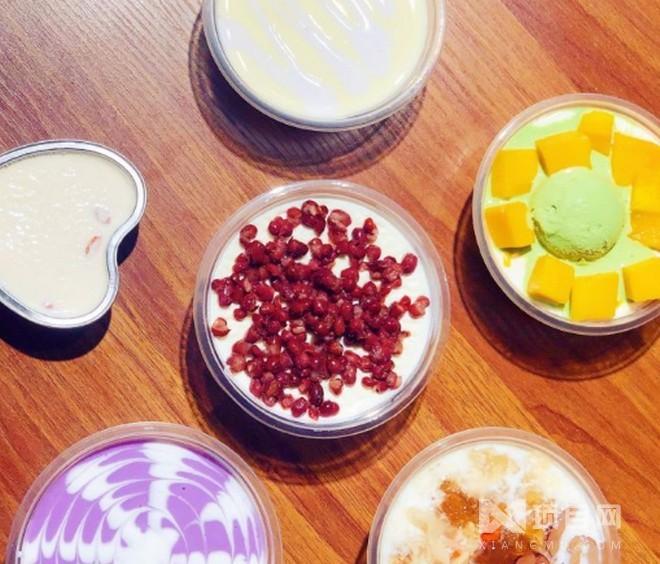 刘匠仁粤式牛奶甜品