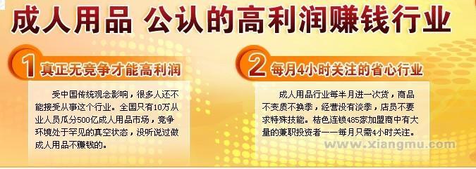 中国大规模成人用品连锁品牌——桔色成人性保健用品连锁店招商加盟_5
