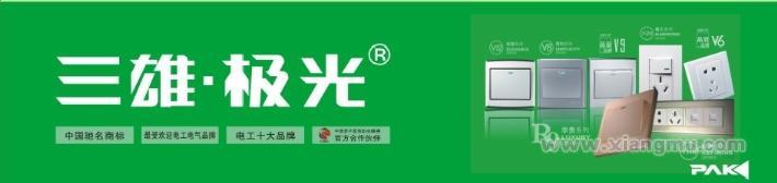 三雄·极光照明:受欢迎电工电气品牌_5