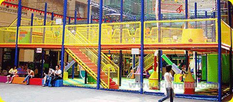奇乐儿儿童主题游乐园加盟政策说明_2
