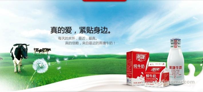 燕塘牛奶加盟招商_2