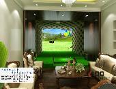 嘉东国际室内模拟高尔夫