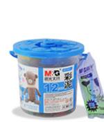 AKE04012布一鼠12色彩泥