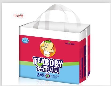 茶叶纸尿裤 (茶香贝贝、绿乐)