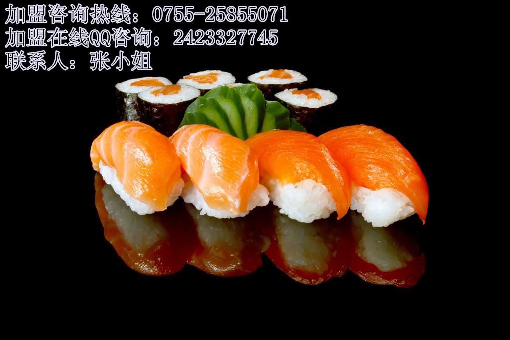 禾谷源回转寿司加盟自助寿司加盟外带寿司加盟
