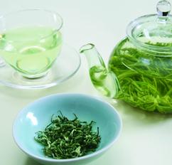 澜沧江原生绿茶