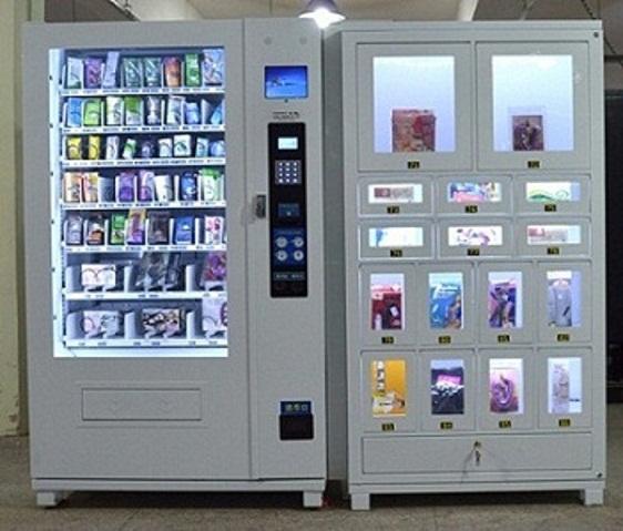 成人用品自动售货店招商加盟