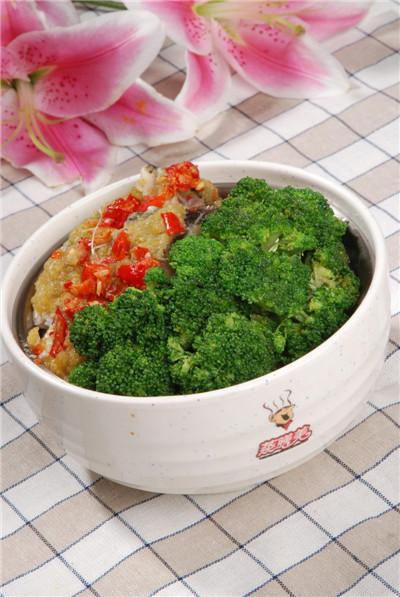 蒸膳美中式营养快餐