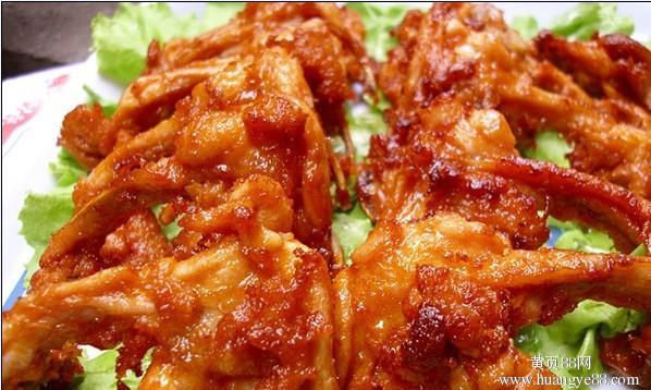 美味达炸鸡