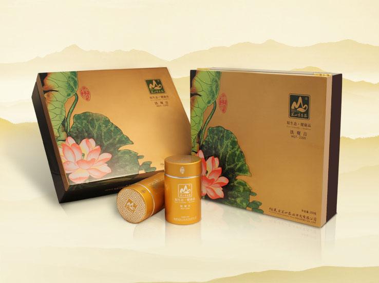 生态茶:神韵