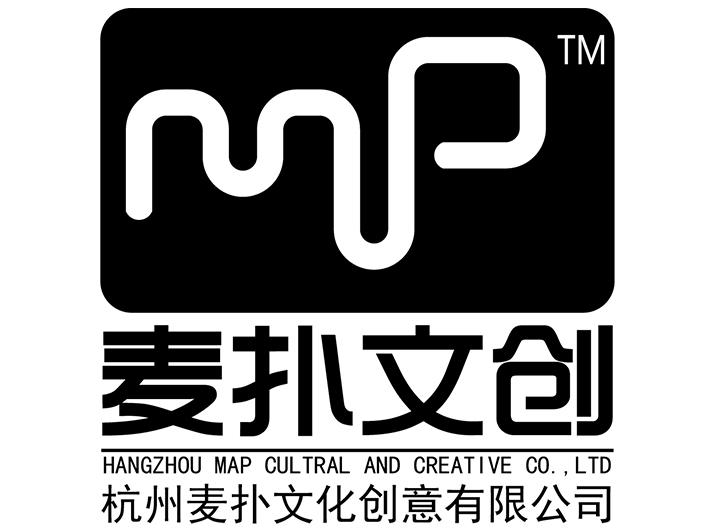 麦扑手绘地图 杭州市旅游纪念品金奖获奖单位