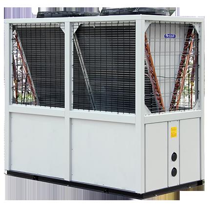 天舒DKFXRS-64II顶出风循环加热型空气源热泵