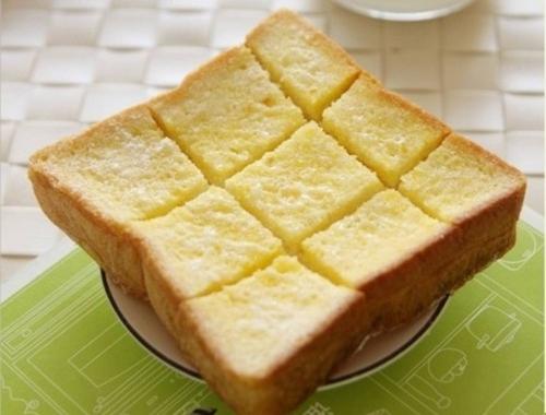 七町工坊香脆乳酪三明治