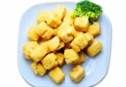 小派鸡排千叶豆腐