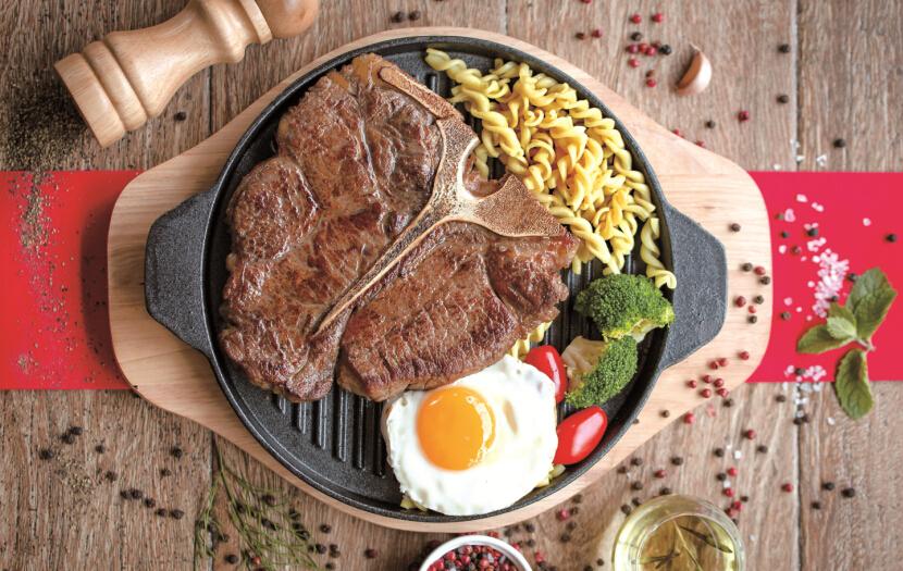 牛骑士欢乐餐厅加盟费多少钱,牛骑士欢乐餐厅加盟连锁高清图片