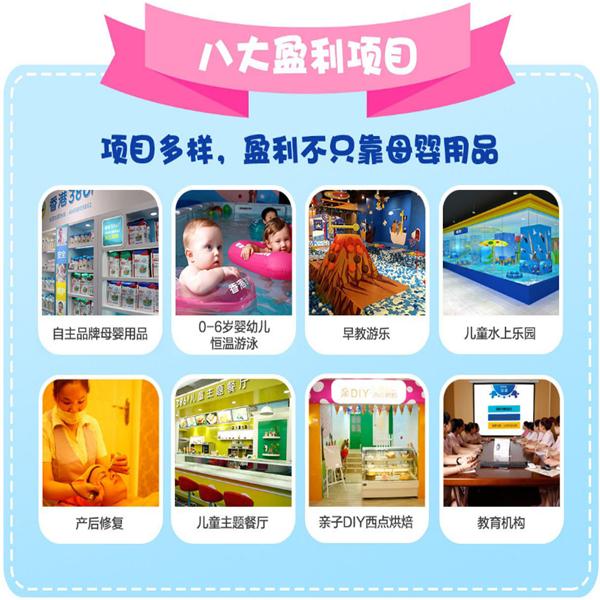 香港3861婴幼儿游泳馆加盟连锁全国招商_3