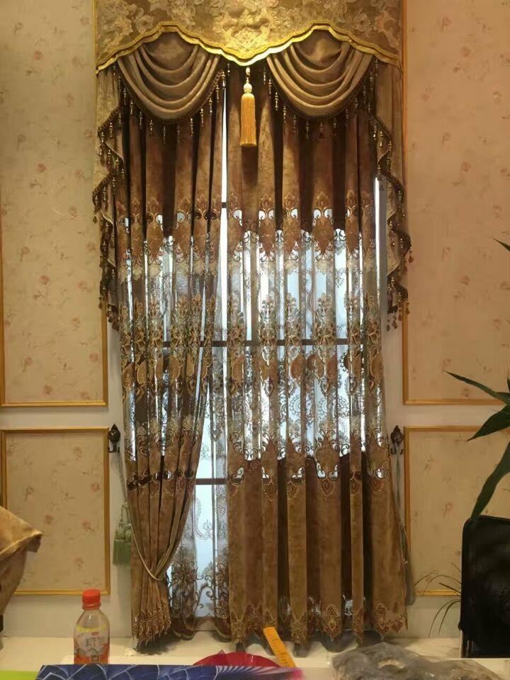 窗帘轨道安装,窗帘加盟品牌王妃带你了解 图