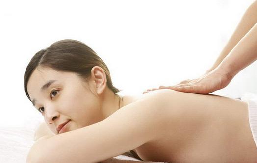 肩颈舒缓养护