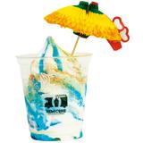 夏威夷海滩冰淇淋