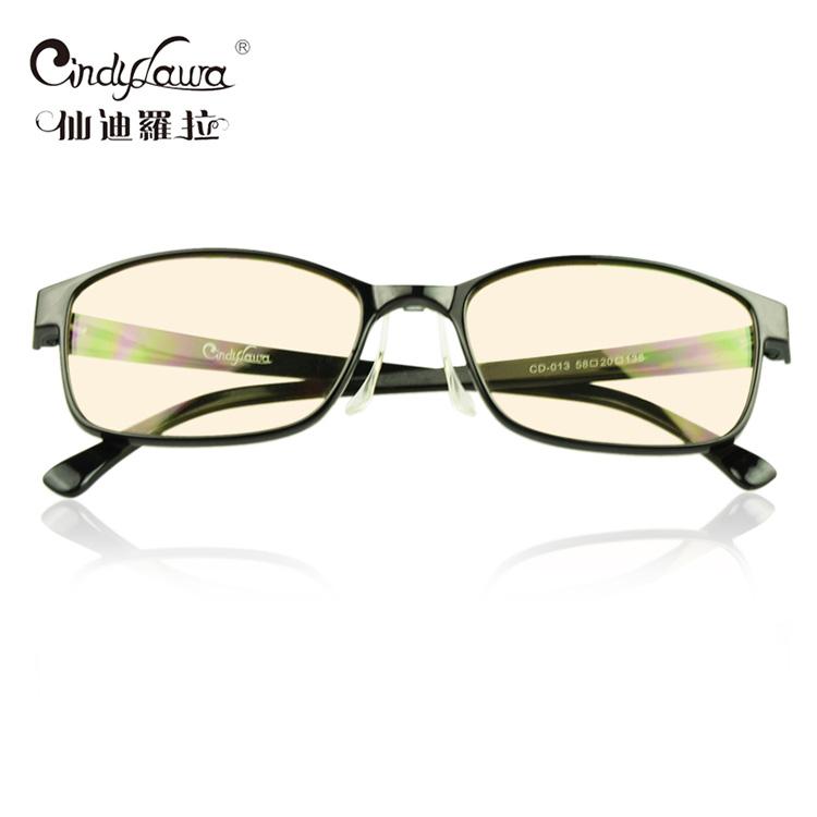 仙迪罗拉防光害辐射眼镜 CD013