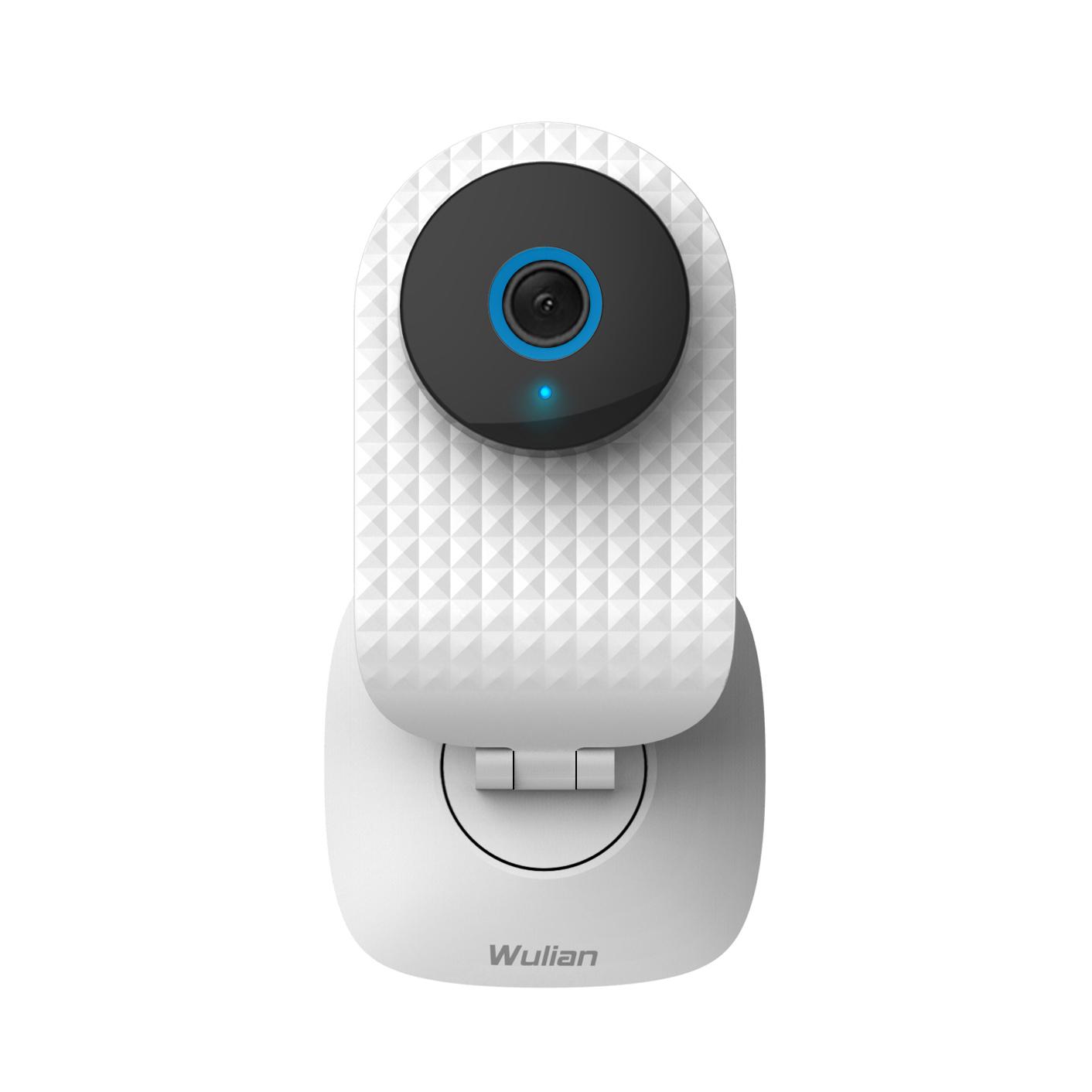 Wulian随便看高清摄像机-物联智能家居系统方案招商
