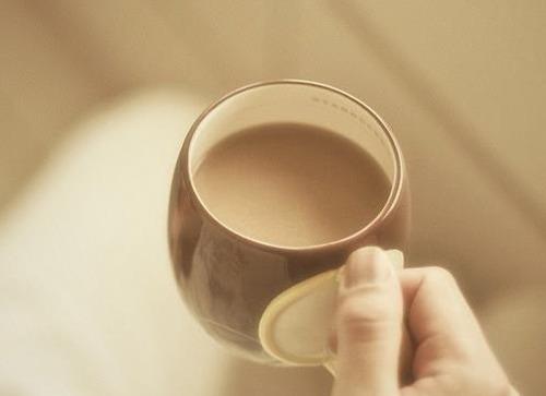 原味奶茶调制步骤