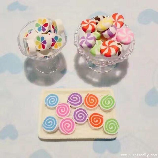 创意万圣节主题不给糖就捣蛋DIY软陶_1