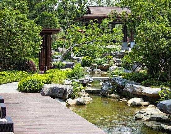 淄博园林景观,淄博庭院设计,淄博别墅花园设计