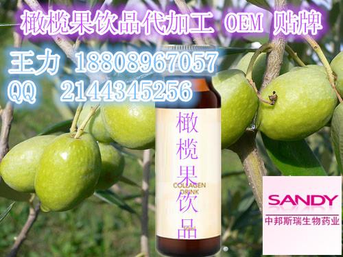 直销橄榄果代加工OEM,上海专业水果酵素代加工厂家